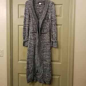Venus ankle length cardigan